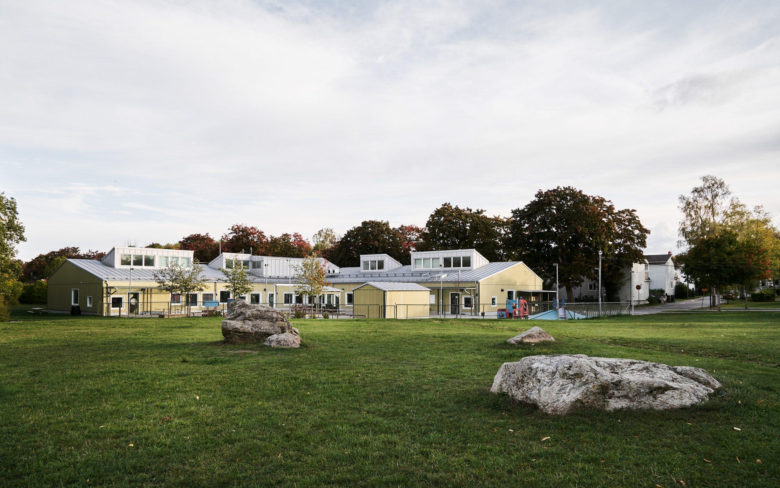Bild på Sjöängens förskola
