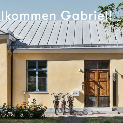 Välkommen Gabriel 1136x 579
