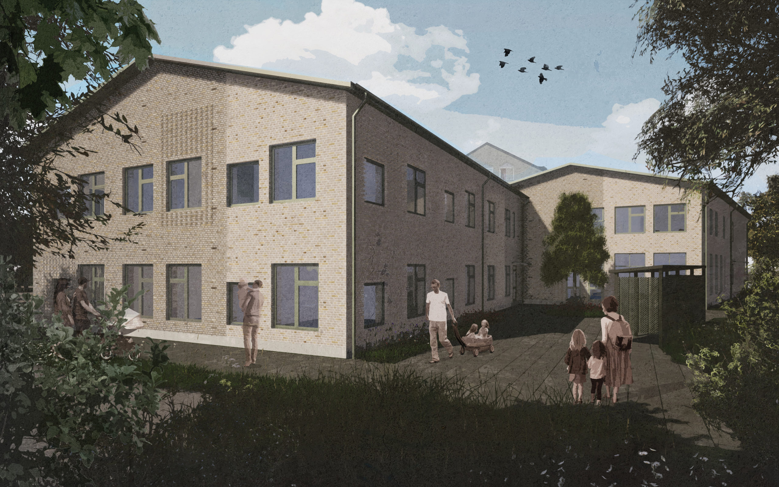 Bild på Almtuna Förskola